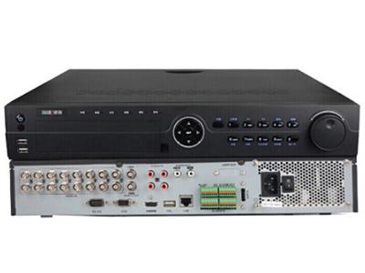 海康威視 DS-7916HGH-F4/N 監控錄像機16路接模擬網絡同軸