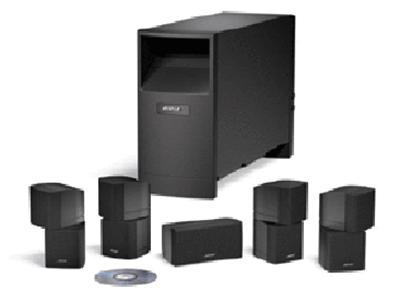 BOSE Acoustimass 10 IV 家用專業音響 阻抗:4 - 8 歐姆 驅動功率范圍: 10 - 200 W