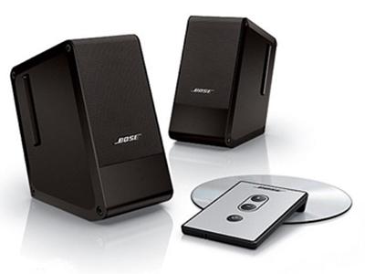 BOSE Companion2II 專業音響 有源無源:有源 尺寸:音箱尺寸 122×123×65mm