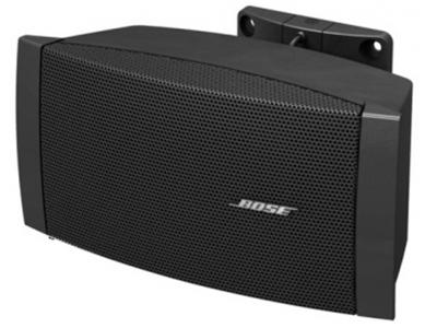 BOSE FreeSpace® DS 16S 壁掛音響 頻率響應: 90Hz-16kHz(±3dB) 阻抗: 8Ω,100W