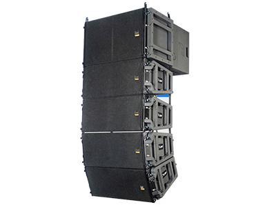 CAF Alpha-F10 線陣演藝專業音響 頻響范圍(±3db)LF: 70Hz--460Hz      MF+HF: 200Hz--20Khz   最大功率(PEAK) LF:2000W    MF+HF:1440W