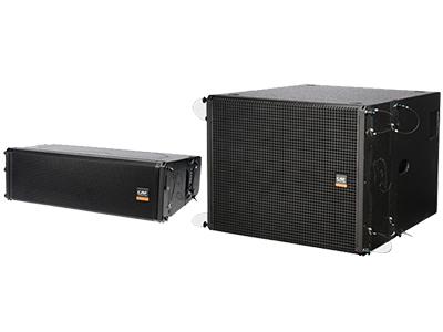 CAF TA-2610/TA-18C-A 有源專業音響 頻響范圍(±3db) 90Hz--20KHz  34Hz-300Hz  最大功率(Peak) LF 1600W / HF 240W LF 3200W