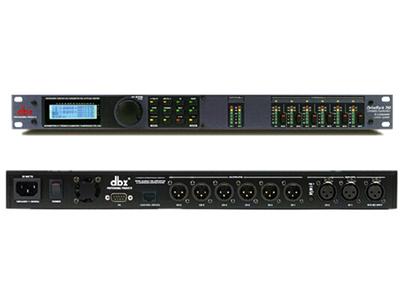 美國DBX DriveRack 260 數字音頻處理器 音箱處理器 反饋抑制器 分頻器