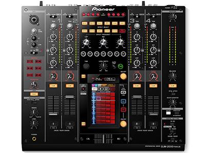 日本先鋒 DJ混音臺:DJM-2000 nexus