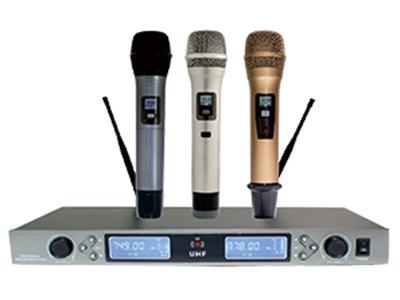 天籟 TN-111 專業話筒 頻率范圍:740-799MHz 鄰道選擇性:±300 kHz>45dB 頻率穩定度:10ppm 接收靈敏度:-100dBm(S+N)/N = 26 dB