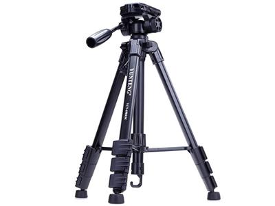 云腾  VCT690 三脚架云台 佳能尼康单反相机摄像机便携三角架  节数:4节  产品材质:铝合金
