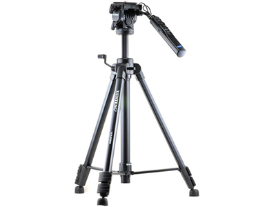 云腾  870  三脚架 佳能尼康单反相机便携三角架 摄影摄像机手柄遥控三脚架索尼摄像机专用支架 产品材质:铝合金