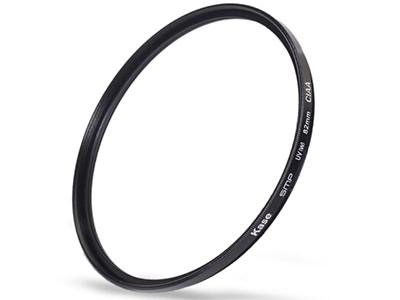 卡色 SMP UV镜二代防霉防水UV镜单反uv镜 82mm