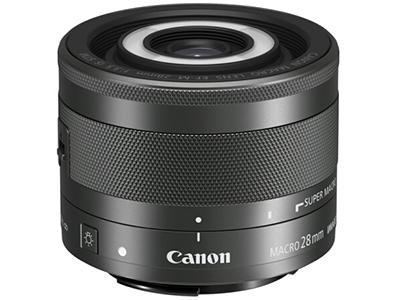佳能 EF-M 28mm f/3.5 IS STM 微距镜头