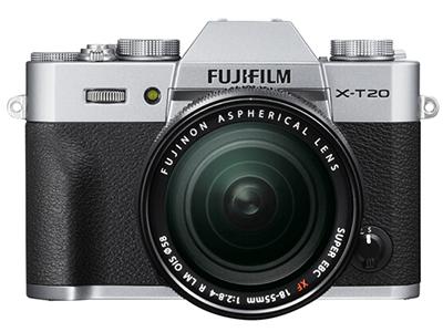富士 XT20 微单电数码相机 像素:2001-4000万 传感器尺寸:APS-C画幅 用途:人物摄影,风光摄影,全景拍摄,运动抓拍