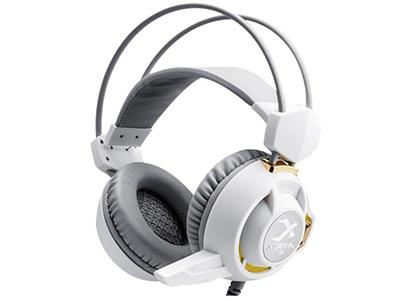 西伯利亚 V3游戏带话筒震动发光电竞头戴式耳机