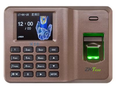指纹考勤机X10