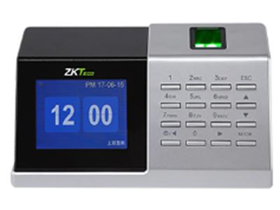 桌面指纹考勤机ZM108 拥有2.8寸TFT高清显示屏。其操作界面简洁,放在办公桌上既实用又美感。本次设计的指纹头在设备顶部,将带来全新的用户体验,支持360°验证比对,可以U盘高速上传下载数据,全新设计安卓式电源接口,另外还有魔术贴,用来将其固定,此外还可以选配后备电池,待机供电,便于携带。这样一台指纹考勤机可以满足您的各种个性化需求,为您打造一款理想的考勤机,相信一定会成为您桌面独具一格的风景线。