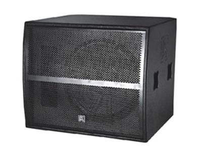 貝塔斯瑞  X18Bi 單18寸直接輻射式超低頻專業音箱 配合XI系列全頻音箱使用