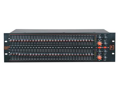貝塔斯瑞  EQ2231 通用圖形均衡器 標準的3U結構,配備多種輸入輸出音頻接口,使用方便