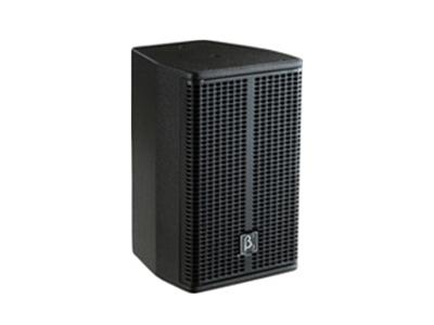 貝塔斯瑞 SAK206 內置2分頻6英寸全頻揚聲器  兩單元兩分頻全頻帶、高聲壓高靈敏度音箱;一只6英寸高功率低音單元 一只1英寸PEI高音分子聚合膜片25mm芯高音壓縮驅動器 頻率響應達到80Hz-19kHz(±3dB)靈敏度93dB,最大聲壓級119dB,指向性120°×120°額定功率100W,短期最大功率400W 用于全音域擴聲、語言擴聲會議系統、背景音樂、多功能廳等公共場所使用