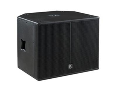 貝塔斯瑞 SAK118B 單18英寸無源低頻揚聲器 超低頻高靈敏度音箱 18英寸高效低音單元 電腦優化模擬設計以獲得良好的頻響和相位特性 靈敏度100dB,最大聲壓級133dB額定功率 500W