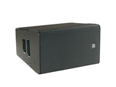 """貝塔斯瑞  THA12D 三分頻線陣列全頻揚聲器  高聲壓、高靈敏度三分頻全頻揚聲器系統 根據不同場所的擴聲需求,THA12D的指向性可滿足近距離的擴聲;2""""中頻單元和1.2""""高音組成的同軸中高音單元,以及12""""低頻單元構成"""