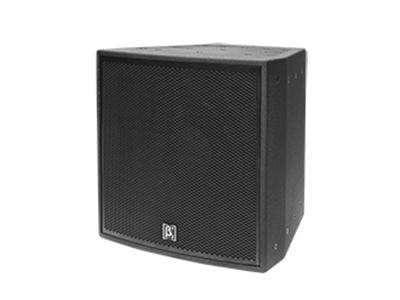"""貝塔斯瑞 TH115L 15英寸無源低頻揚聲器  高聲壓高靈敏度低頻揚聲器系統 一只大功率15""""長沖程低音單元  高強度箱體結構 采用電腦優化模擬設計 適用于劇院、電視演播廳、多功能廳、演藝廳等場所的擴聲使用"""