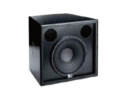 """貝塔斯瑞  TMB15 15英寸無源低頻揚聲器  高聲壓高靈敏度低頻揚聲器系統 一只大功率15""""長沖程低音單元 高強度箱體結構 采用電腦優化模擬設計獲 適用于劇院、電視演播廳、多功能廳、演藝廳等場所的擴聲使用"""