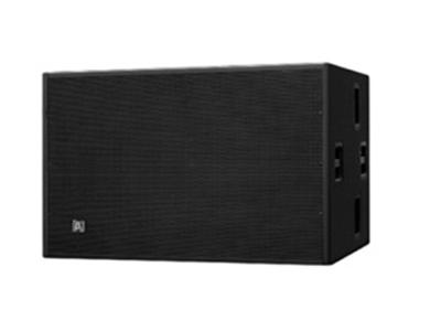 貝塔斯瑞  TLB-218F 雙18寸無源低頻揚聲器  電腦優化模擬設計以獲得良好的頻響和相位特性 兩單元超低頻高靈敏度音箱 兩只18英寸專業高效低頻驅動單元 單功放推動