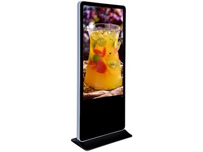 乐彩视讯 LCS-G7201-LD 65寸落地广告机 尺寸:2200X946X50