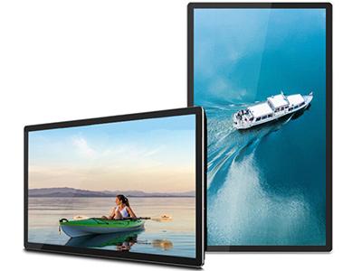 乐彩视讯 LCS-CK3201-B 32寸壁挂触摸广告机 尺寸:770*465*78