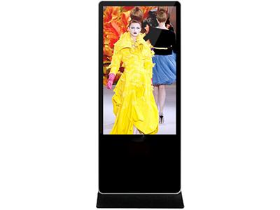 乐彩视讯  LCS-CK8601-LD 86寸落地触摸广告机