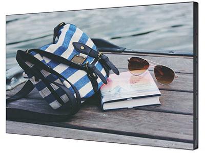 乐彩视讯 LC-PJ490TJB1 49寸 拼接屏拼缝 1.8mm  内置拼接处理器,分辨率1920(H)×1080(V),LED背光 拼接屏 LG