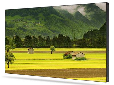 乐彩视讯 LC-PJ460HN09  46寸拼接屏拼缝 5.3mm 内置拼接处理器,分辨率1920(H)×1080(V),LED背光 拼接屏 三星