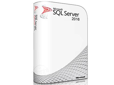 SQL 2016 数据库