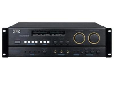 """HS-7220KA   """"◎前级采用双混响设计,方便调音应用 ◎PRE\REC信号输出,方便外加扩大机,扩大音场处理 ◎RETURN,SEND功能,方便外加音质器材,调控音质变化 ◎A\B组音箱并联式设计,可外接两对6-8音箱,增强效率,声压耐操、耐长时间连续使用,耐高温、耐干燥、耐不稳定电压 ◎背板电扇装置,排热排"""""""