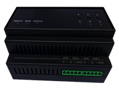 """1-10V LED 调光模块3路 TSS-D03   """"> 导轨式3路1-10V(控制灯光亮度) > CAN-BUS总线接口"""""""