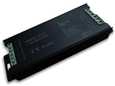 1-10V LED调光驱动3路 TLD-3S8   > 导轨式3路1-10V,PWM输出LED驱动器