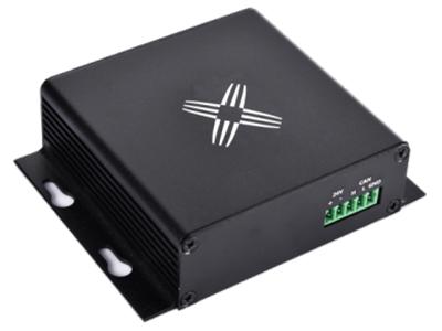 "IR红外转发 控制器 TSS-R10   ""> 具备红外转发实现控制普通红外空调 > CAN&485总线接口"""