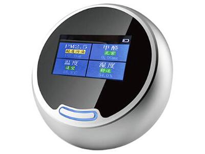 空氣盒子傳感器   采用全球統一標準ZigBee 2.4G技術。可實時監測家中溫度、濕度、甲醛、PM2.5。并能根據需要聯動新風系統、空氣凈化器、空調、開窗器等。是營造健康、舒適家居環境的好幫手。