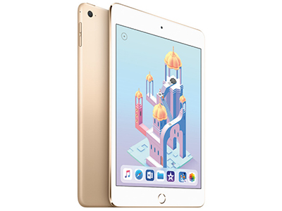 Apple iPad mini 4 平板电脑 7.9英寸 128G WLAN版/A8芯片/Retina显示屏/Touch ID技术 MK9Q2CH