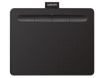 Wacom 和冠 CTL-6100/K0 intuos系列 4096级圧感 数位板标准中号绘图板