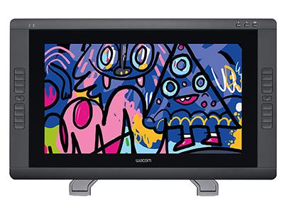 Wacom 和冠 DTK-2200/K0-F 新帝 22HD 数位屏 手绘屏