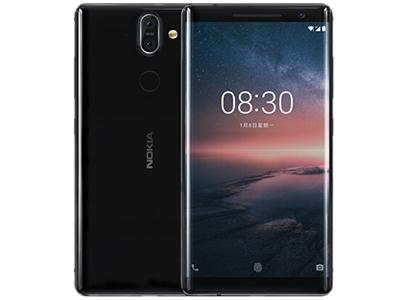 诺基亚 8S 6GB+128GB 游戏手机全网通 移动联通电信4G单卡 前置摄像头像素:500万-799万  后置摄像头像素:1200万-1999万