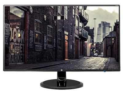 惠普 24Y 23.8英寸 LED背光液晶显示器高清IPS广视角屏幕台式电脑显示器