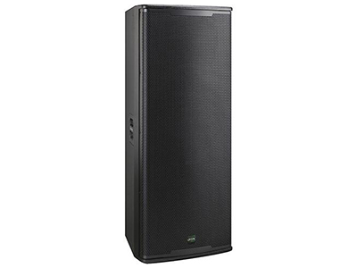 """英國JRK KP-625   """"三單元兩分頻高聲壓高靈敏度全頻音箱 單功放推動 兩只15英寸高功率低音單元 一只1.7英寸鈦高音壓縮驅動器 寬指向角度以獲得較寬范圍的擴聲能力 電腦優化模擬設計獲得良好的頻響相位特性 靈活方便的多種安裝方式 聲音細膩,柔和,高頻亮麗,低頻飽滿 適用于室外演出,多功能廳,演藝等場所 額定功率(RMS):800W 峰值功率(RMS):1600W 靈敏度(1m/1W):105db 頻率響應(-3db):45Hz-20KHz 額定阻抗:4Ω 平均聲壓級(1m):125db 最"""