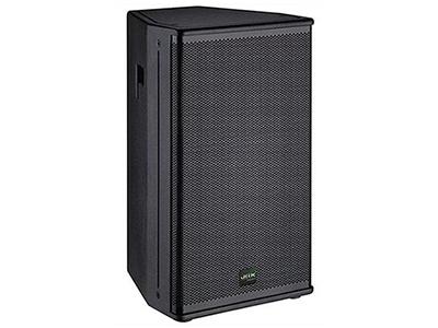 """英國JRK TA-12   """"兩單元兩分頻高聲壓高靈敏度音箱; 單功放推動; 一只12英寸高功率低音單元; 一只1.7英寸鈦膜高音壓縮驅動器; 寬指向角度以獲得較寬范圍的擴聲能力; 電腦優化模似設計獲得良好的頻響相位特性; 靈活方便多種安裝方式; 適應于室外演出、多功能廳、演藝等場所。  額定功率(RMS):250W 峰值功率(RMS):600W 靈敏度(1m/1W):98db 頻率響應(-3db):45Hz-20KHz 額定阻抗:8Ω 平均聲壓級(1m):102db 最大聲壓級(1m):122db"""