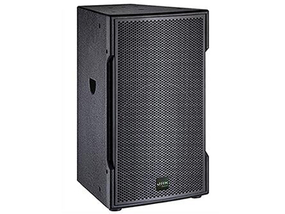 """英國JRK TS-10   """"兩單元兩分頻高聲壓高靈敏度全頻音箱 單功放推動 一只10英寸高功率低音單元 一只1.7英寸鈦高音壓縮驅動器 寬指向角度以獲得較寬范圍的擴聲能力 電腦優化模擬設計獲得良好的頻響相位特性 靈活方便的多種安裝方式 聲音細膩,柔和,高頻亮麗,低頻飽滿 適用于HI房,迪廳,卡拉OK,語音擴聲等場所  額定功率(RMS):250W 峰值功率(RMS):600W 靈敏度(1m/1W):96db 頻率響應(-3db):45Hz-20KHz 額定阻抗:8Ω 平均聲壓級(1m):102db"""
