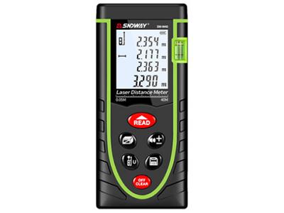 深达威手持式激光测距仪红外线高精度电子尺量房仪距离测量激光尺