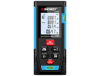 深达威激光测距仪高精度红外线电子尺手持式量房仪距离激光尺
