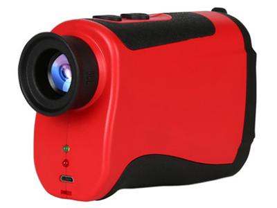 优利德LR1000米手持激光测距仪600米激光测距望远镜户外测高仪
