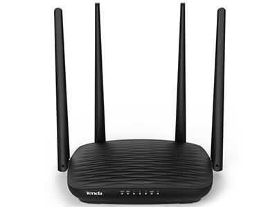 腾达 AC5 1200M 5G双频智能无线路由器 四天线智能WiFi 稳定穿墙高速家用路由器
