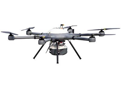 """华测 P550六旋翼无人机航拍测绘系统   采用高强度全碳纤维材质,机身设计新颖、轻巧,体积小、重量轻、飞行平稳、机动灵活、空中阻力小、目标特性小、飞行噪音低等特点,非常适合城镇夜间,环境比较恶的环境,人员密集场所飞行。 P550六旋翼无人机航拍测绘系统使用快捷方便,不太需要过多的技术训练就可以进行简单,稳定的飞行,甚至可实现""""单兵作战""""——即单人操作。在地质探测、遥感测绘、通讯中继、环境保护、气象探测、灾害监测、航测、线路、管道巡检,城市巡查,空中指挥支援,群体事件控制等方面有着广泛的应用。"""