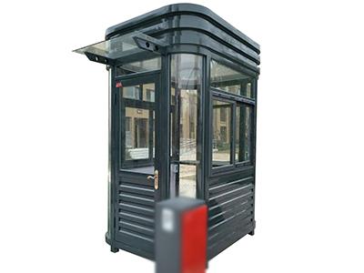 钢结构岗亭可定制大小尺寸
